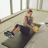SKLZ MED BALL - 6 lbs (2,7 kg)