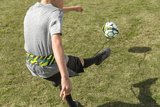 SKLZ StarKick Green - Solo Soccer Trainer_