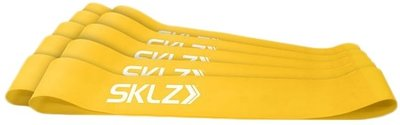 SKLZ Mini Bands Set Geel