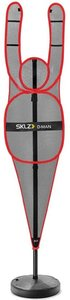SKLZ D-Man Red